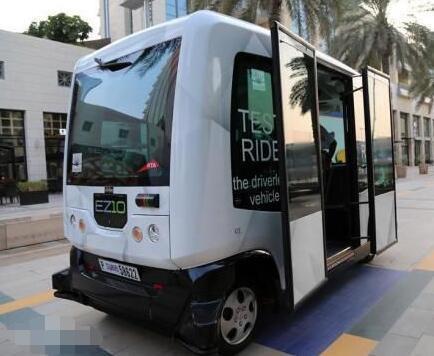 智能交通 EZ10的大陆首秀