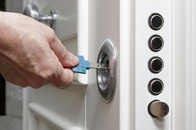 物联网时代,不用钥匙开门更安全?