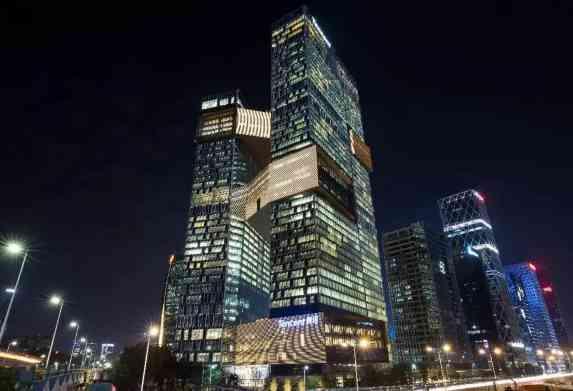 看了腾讯新总部大楼,才知道什么是智能建筑!