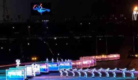 """冬奥会""""北京8分钟"""":智慧物流成""""中国骄傲"""""""