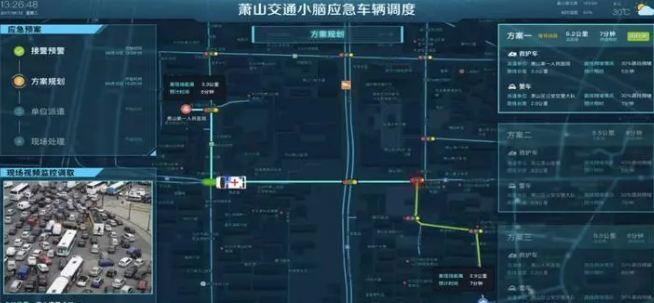 杭州计划建设智慧医疗小脑 打通急救道路