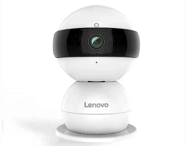 联想Snowman SR智能摄像头开箱评测,超萌!