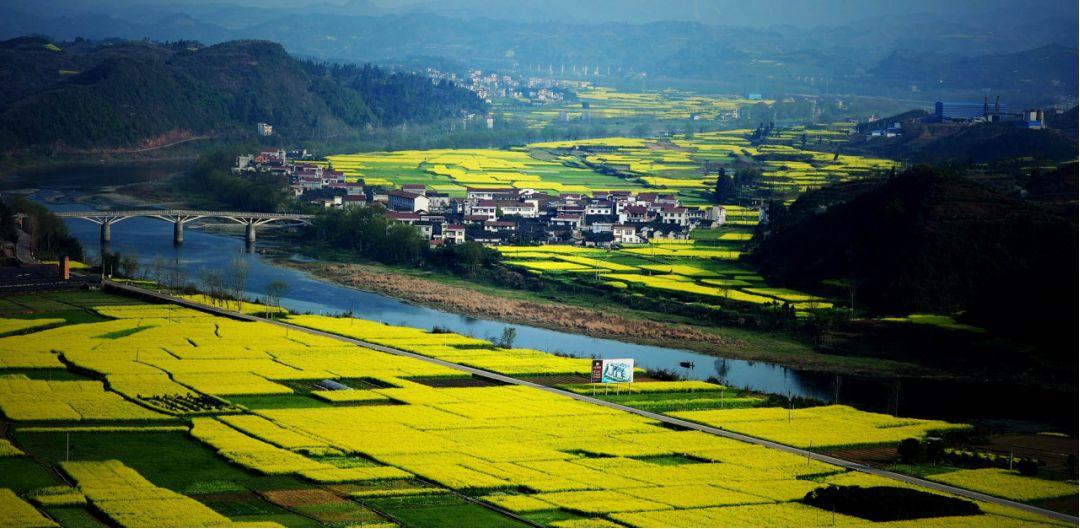 阳春三月,来怀化踏青旅游吧