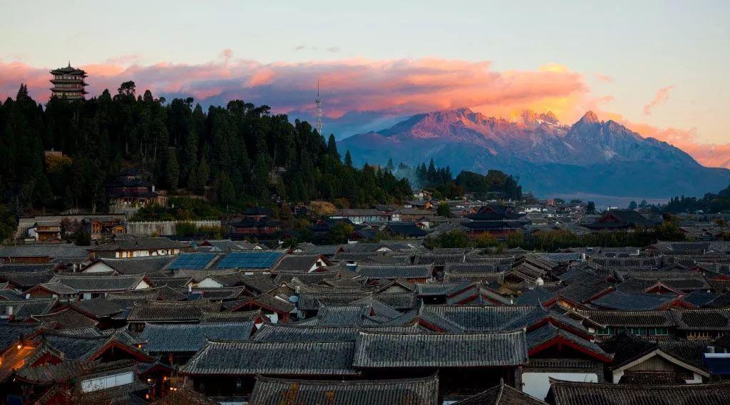 【智慧旅游】逆流而上去寻找,丽江水和文化源头都在哪?