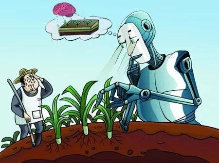 """人工智能将助力农业""""看图识病"""""""