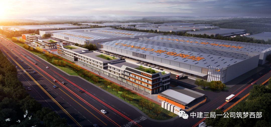 重庆公司中国智能骨干网成都双流项目走笔