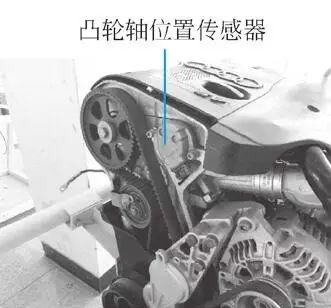 凸轮轴位置传感器的作用与工作原理