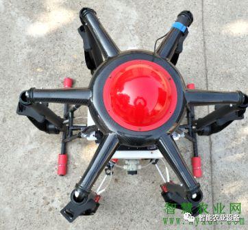 智能农业设备:六轴圆形一体化多旋翼无人机