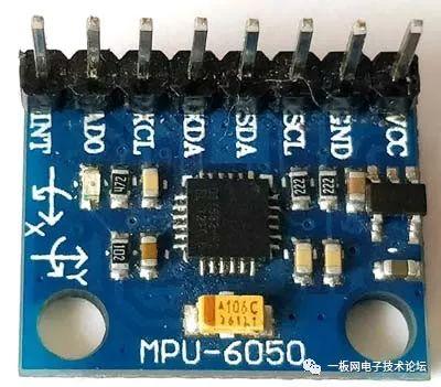 厉害!使用AuiMPU6050传感器DIY倾角仪