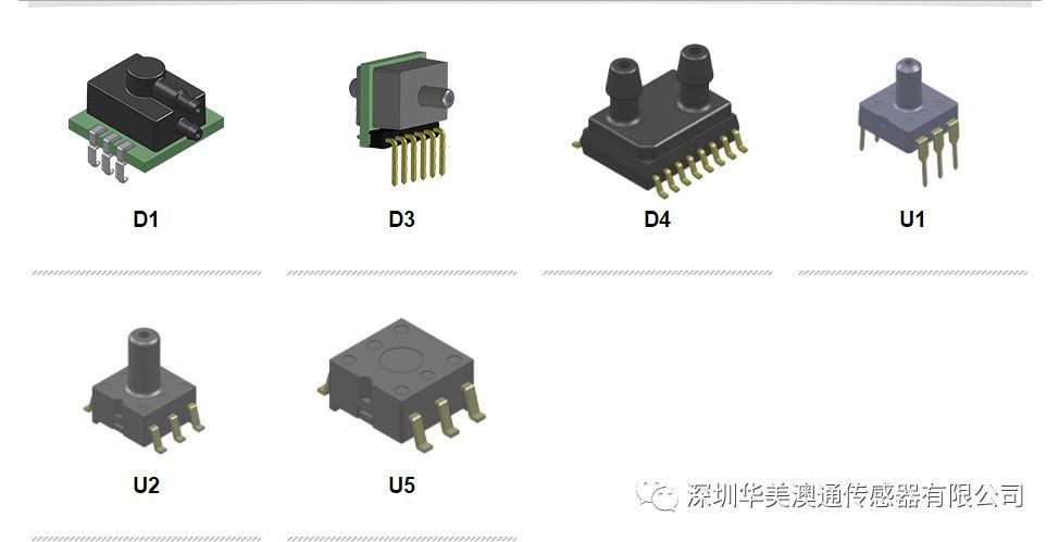 紧凑型压力传感器-DLC系列