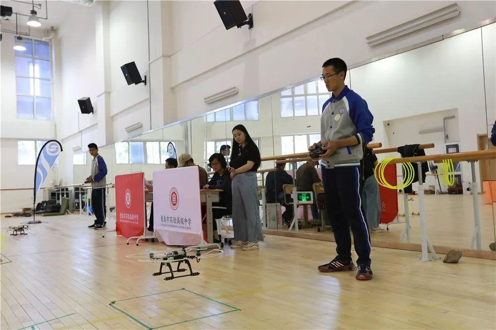 青岛高新职业学校在NOC比赛中获得22个一等奖