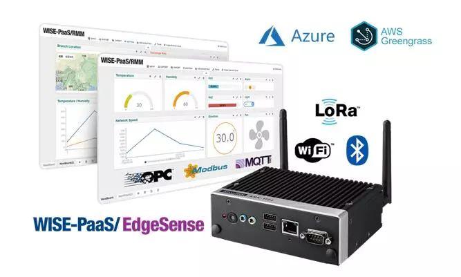 IoT产品 ||「边缘智能服务器」:简化边缘到云,增强无线连接