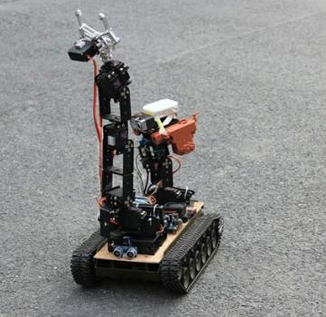 自制机器人