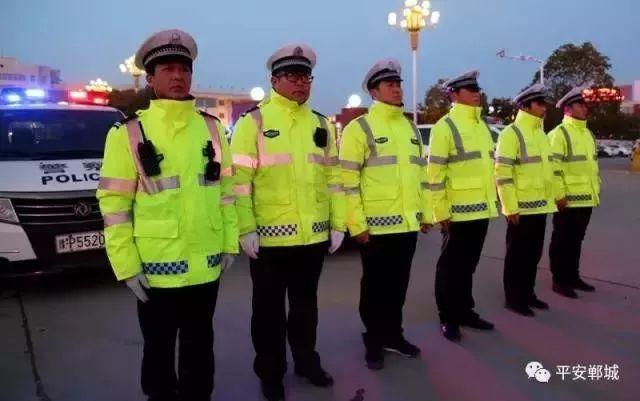 郸城交警斥资4139万元建设智能交通指挥系统!老司机当心了