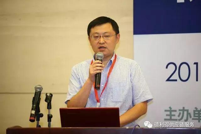 刘波:安能智能物流的运营新实践