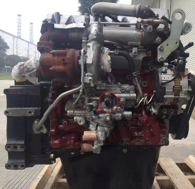 日野发动机机油压力传感器