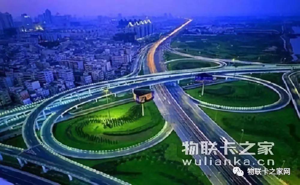 物联网技术在智能交通系统中的大作用