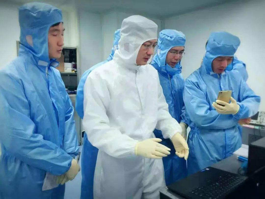 《丰商风采》聂泳忠:深耕高端传感器芯片 做智能时代领航者