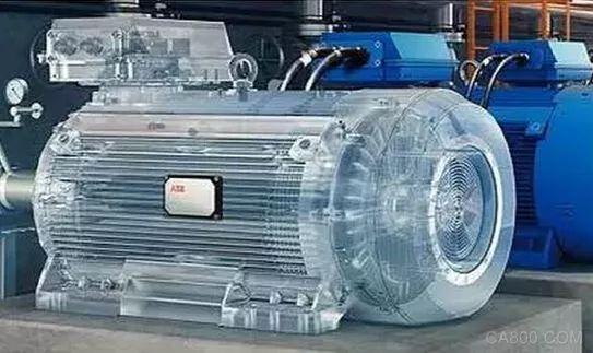 智能工业电机和异步电机的区别