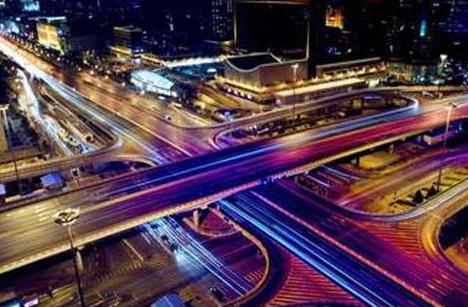 在天长开车有望一路绿灯,智能交通真的来啦……