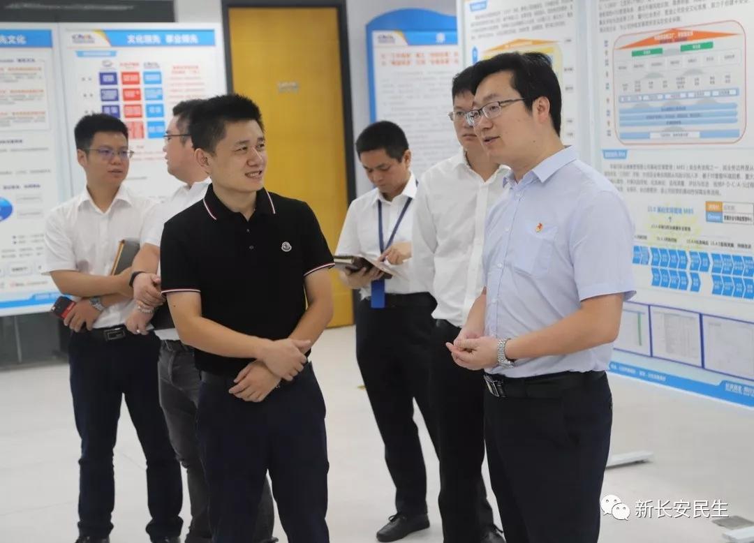 杭州海康机器人与长安民生物流绘就智慧物流蓝图