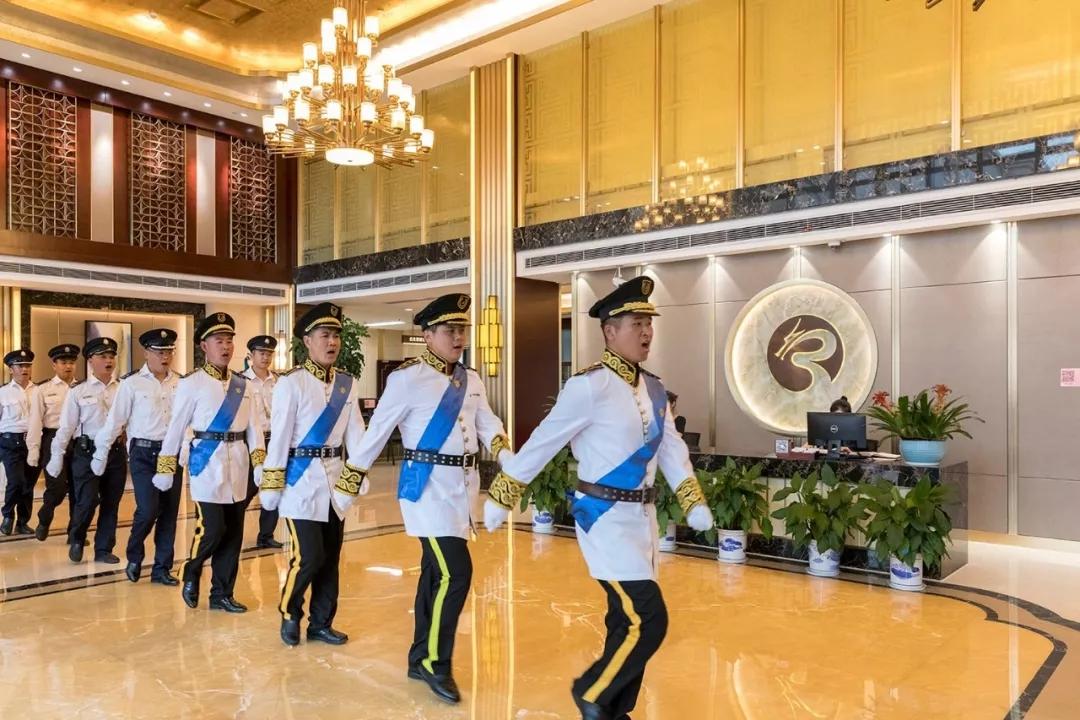 百城康体中心:智能安防与人防安保完美融合
