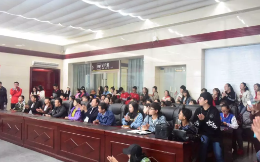 西北师范大学旅游学院走进崆峒山景区,体验智慧旅游