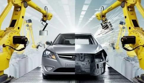 智能工业机器人与3D打印机
