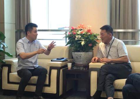 CityDO与浙能兴源节能共同探讨智能能源新路径!