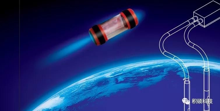 积硕局域智能物流:气动管道物流