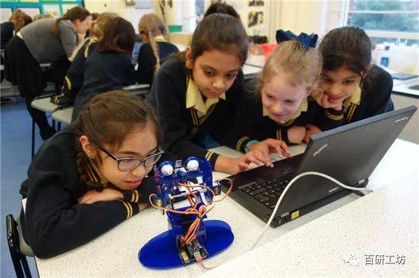 一种新的探索方式——自制机器人教育(上篇)
