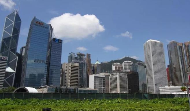 香港「智慧城市」发展落後