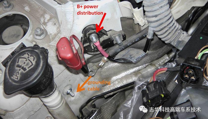 宝马N46T VVT 故障(VVT 传感器插头渗油)