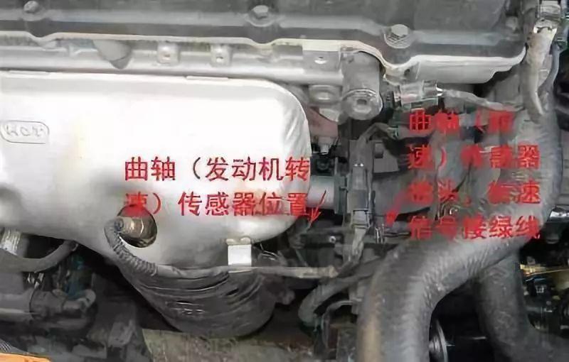柴油车常见的12种传感器功能详解