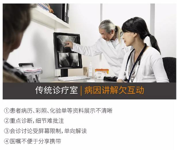 智慧医疗新趋势|VPANEL智会屏医疗场景应用案例