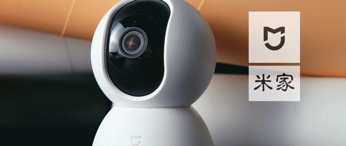 小米米家智能云台摄像机详细评测(1080P版本)