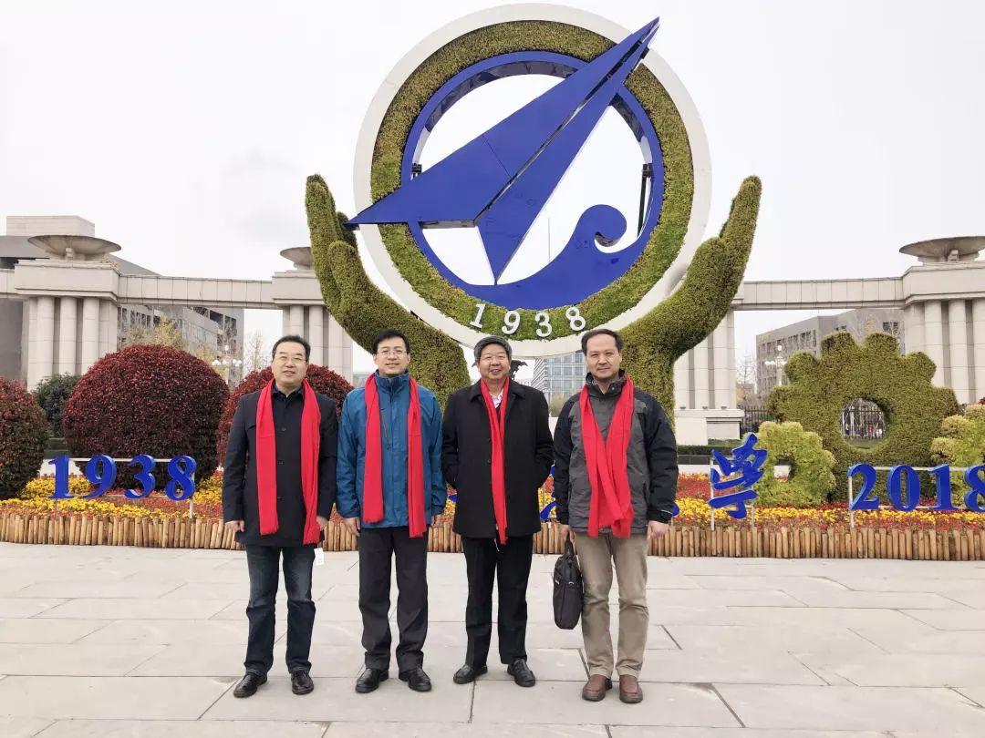 立林物联网技术研究院院长周大林受邀到西北工业大学演讲