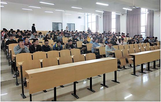 云南师范大学物联网与大数据行业情况主题讲座