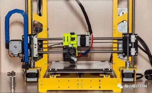 自制小型3D打印机,附配件清单