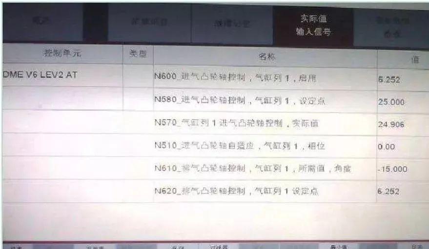 保时捷Cayenne报故障码:P214600、 P030000、P030100