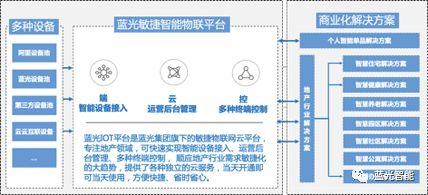 蓝光智能IoT技术接入标准