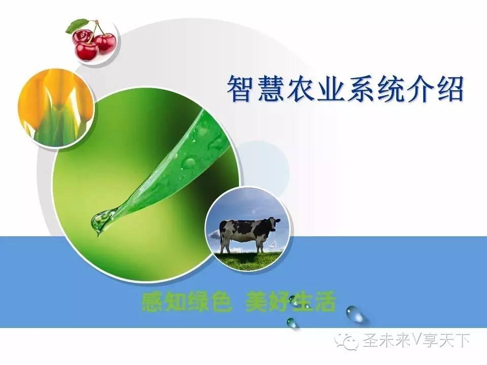 智慧农业系统:农业物联网解决方案(PPT)