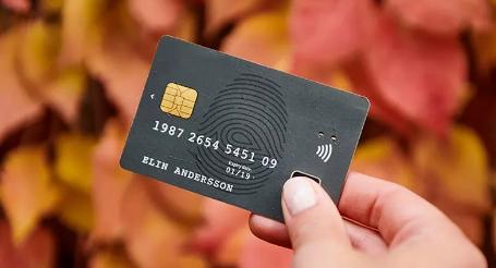 生物识别支付卡的兴起