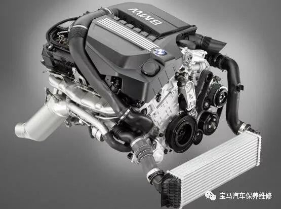 宝马N55发动机怠速会发出嗡嗡声的解决小经验
