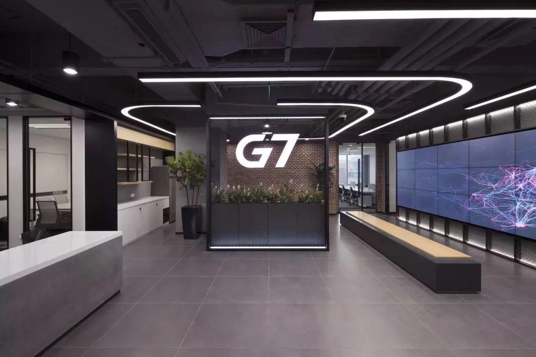 物联网大厂如何办公? 欢迎到G7新家体验
