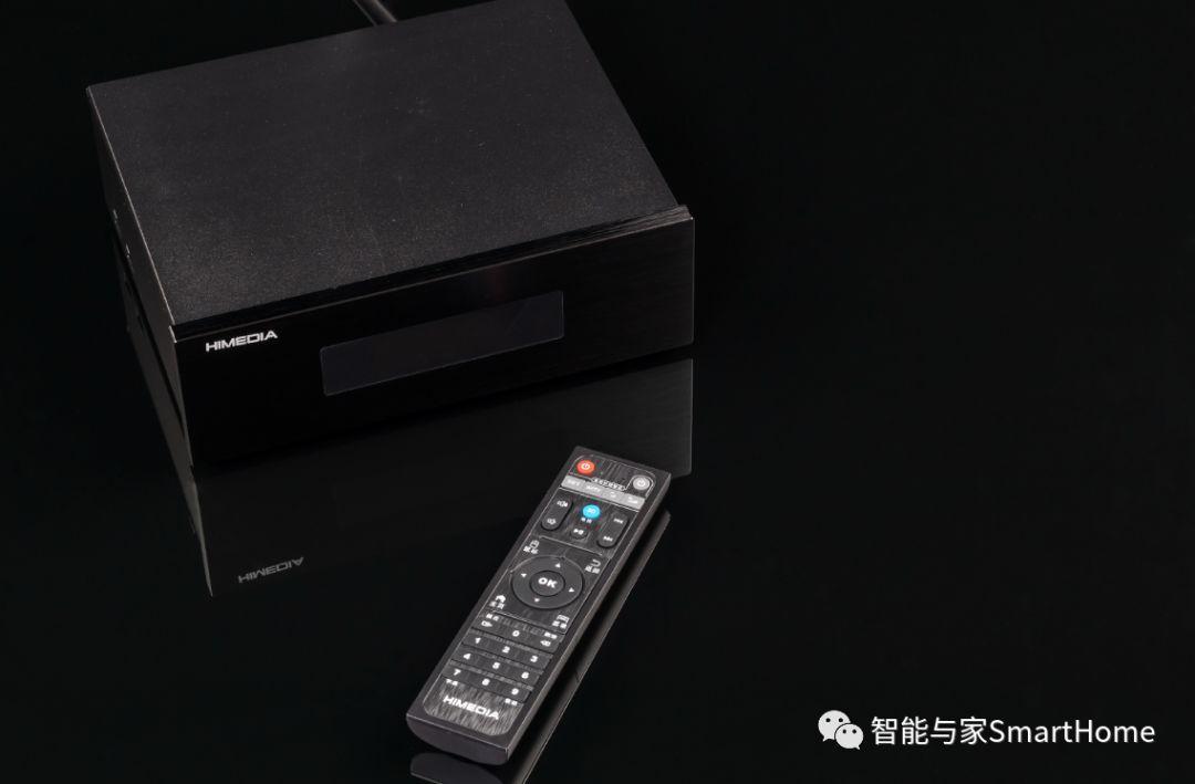 海美迪HD920B二代增强版4K高清播放器怎么样