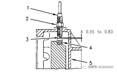 卡特320D2挖掘机C7.1发动机速度#00传感器更换或调整指南