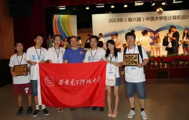2019年中国大学生计算机设计大赛通知