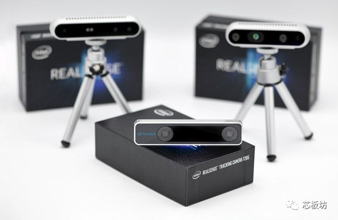 英特尔T265智能摄像头硬件规格