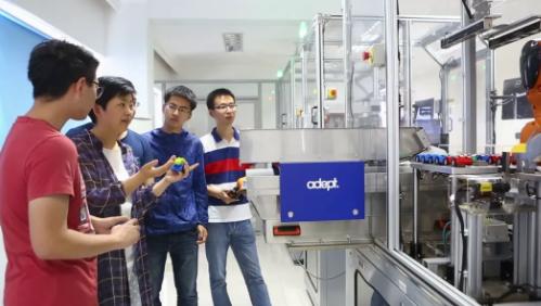 浙江大学学生智能工厂创新俱乐部